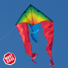 Delta F-Tail Rainbow