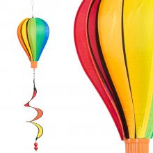 Micro Balloon 17 Rainbow